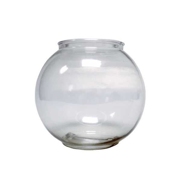 20oz Fishbowl Clear Custom Cup - USBev Plastics