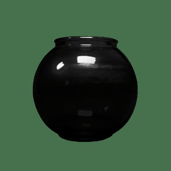 20oz Fishbowl Black Custom Cup - USBev Plastics