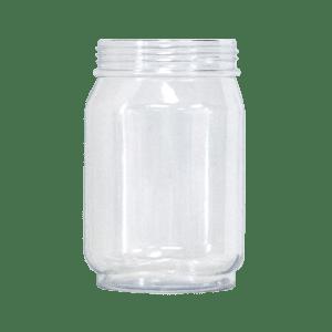 32oz Mason Jar in Clear - USBev Plastics
