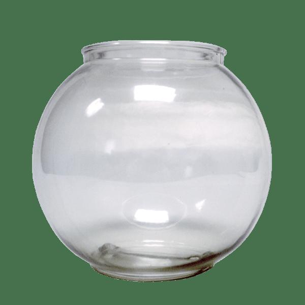 46oz Fishbowl Clear Custom Cup - USBev Plastics